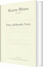 den afrikanske farm - bog