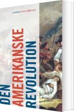 den amerikanske revolution - bog