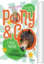 den anden bog om pony & co - bog