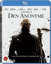 den anonyme / anonymous - Blu-Ray