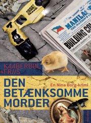 den betænksomme morder - bog