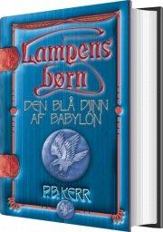 den blå djinn af babylon - bog