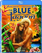 den blå lagune / blue lagoon - Blu-Ray