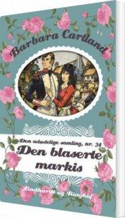 den blaserte markis - bog