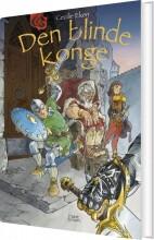 den blinde konge. det levende sværd 2 - bog