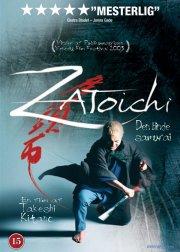 zatoichi - den blinde samurai - DVD