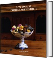 den danske chokoladehistorie - bog