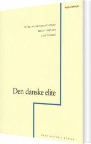 den danske elite - bog