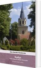 den danske klosterrute - bog