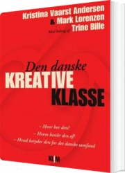 den danske kreative klasse - bog