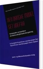 den danske model set udefra - bog