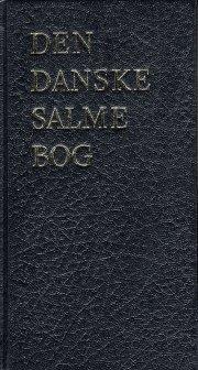 den danske salmebog - kirkesalmebog sort nyt omslag - bog