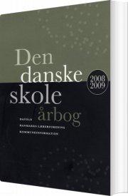 den danske skoleårbog - bog