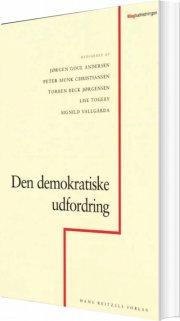 den demokratiske udfordring - bog