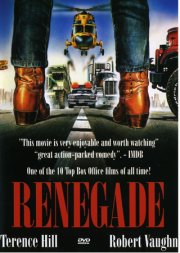 renegade - terence hill - 1987 - DVD