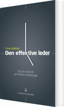 den effektive leder - bog