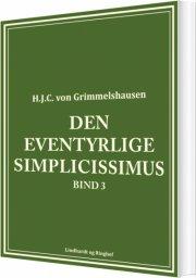 den eventyrlige simplicissimus bind 3 - bog