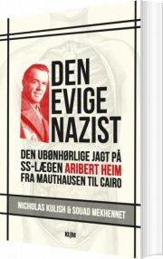 den evige nazist - bog