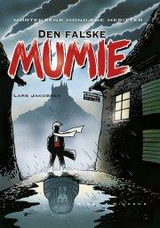 den falske mumie - Tegneserie