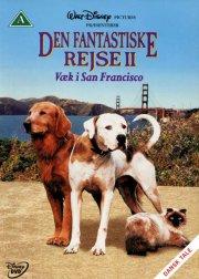 den fantastiske hjemrejse 2 / homeward bound 2 - DVD
