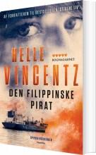 den filippinske pirat - bog