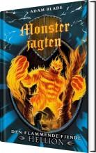 monsterjagten 38 - den flammende fjende hellion - bog