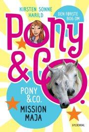 den første bog om pony & co - bog