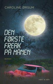 den første freak på månen - bog