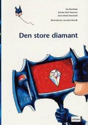 den første læsning, den store diamant - bog