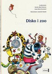 den første læsning, disko i zoo - bog