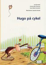 den første læsning, hugo på cykel - bog