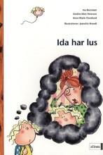 den første læsning, ida har lus - bog