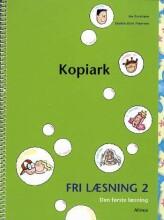 den første læsning, fri læsning 2, kopiark, 2.kl - bog
