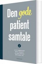 den gode patientsamtale - bog