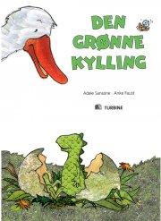 den grønne kylling - bog