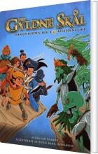 den gyldne skål - dæmonporten bog 4: afskedens time - bog