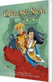 den gyldne skål - ruinbyen bog 2: dødens bytte - bog