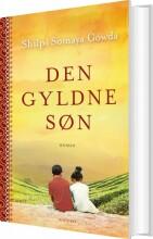 den gyldne søn - bog