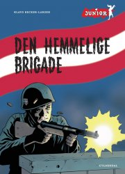 den hemmelige brigade - bog