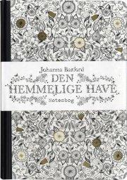 den hemmelige have - notesbog - bog