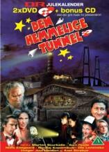 den hemmelige tunnel - dr julekalender  - DVD+CD