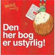 Image of   Den Her Bog Er Ustyrlig! - Richard Byrne - Bog