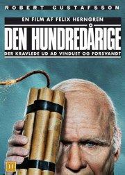 den hundredårige der kravlede ud ad vinduet og forsvandt - DVD