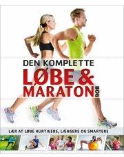 den komplette løb & maraton bog - bog
