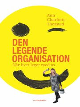 den legende organisation - bog