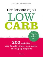 den letteste vej til low carb - bog