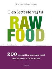 den letteste vej til raw food - bog
