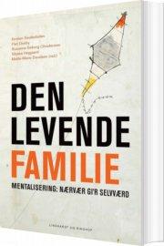 den levende familie - bog