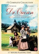 den lille doktor på prærien box - komplet samling - DVD