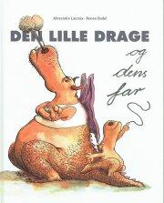 den lille drage og dens far - bog